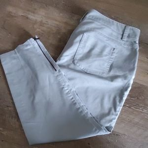 New York and Co cropped pants